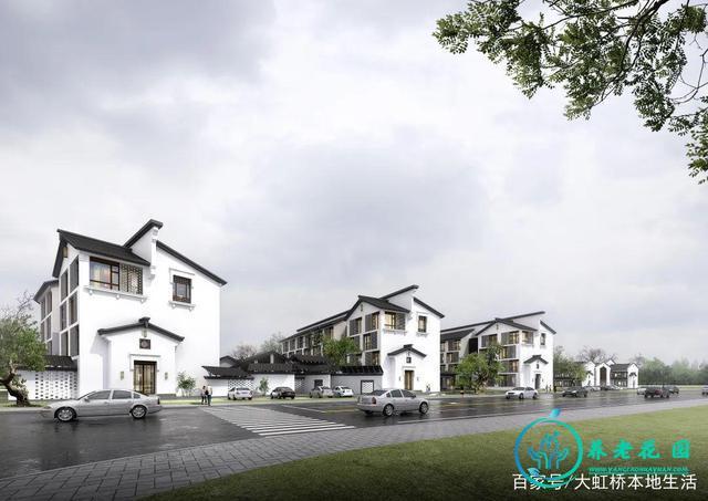上海青浦区淀山湖福利院正式揭牌,预计2021年5月正式投入运营